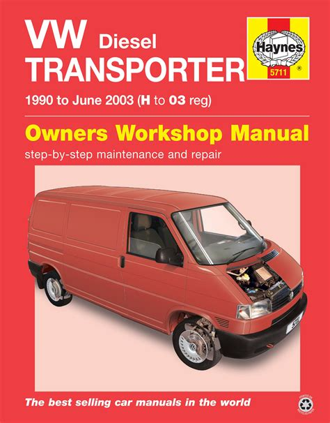 where to buy car manuals 1990 volkswagen type 2 windshield wipe control haynes workshop repair manual volkswagen transporter diesel 1990 to june 2003 ebay