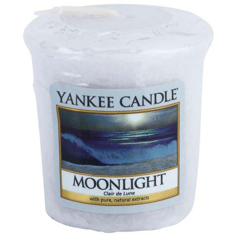 candela votiva yankee candle moonlight candela votiva 49 g notino it