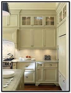 Kitchen Cabinet Door Glass Kitchen Cabinets With Glass Doors On Top Home Design Ideas