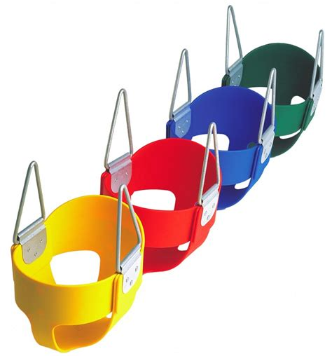 full bucket swing seat residential full bucket swing seat with 8 6 quot soft grip
