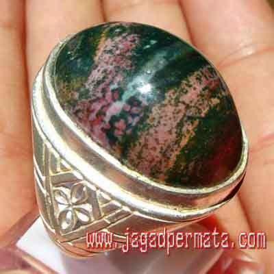 Klawing Ring batu cincin klawing pancawarna batu akik