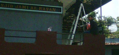 Cctv Di Bandung pemasangan cctv pada masjid jami hasan bandung no 1 cctv specialist di bandung pemasangan