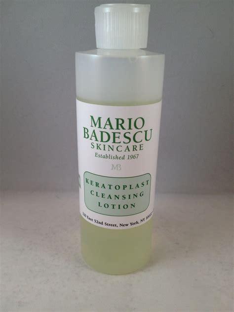 Toner Mario Badescu mario badescu keratoplast cleansing lotion cleanser