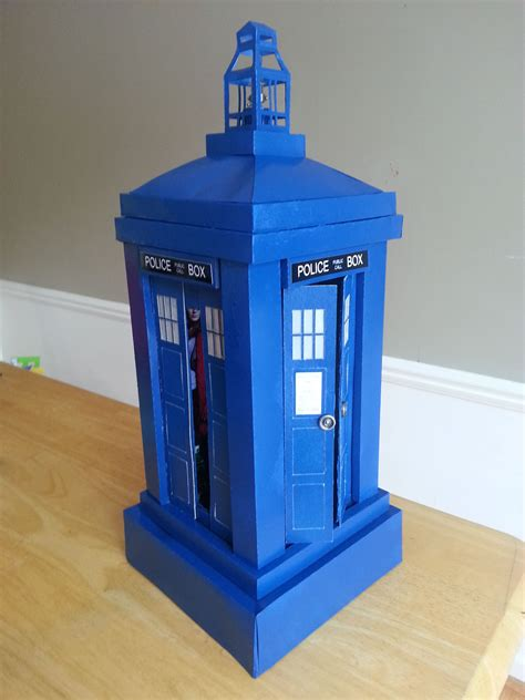 s day box a tardis s box doctor who