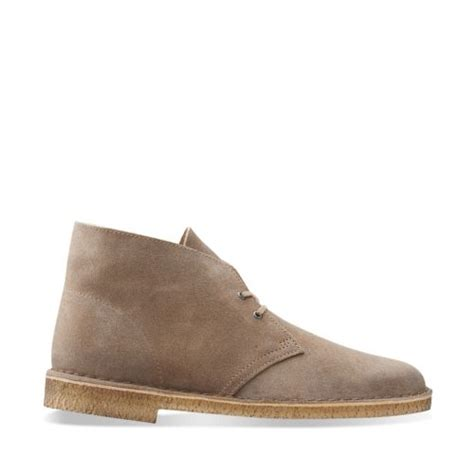 dessert boats desert boot taupe distressed suede men s desert boots