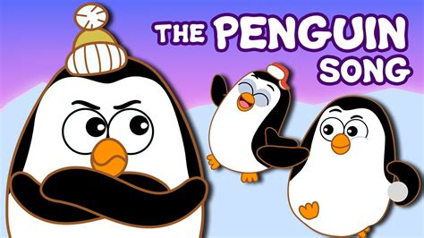 collected poems the penguin 0141192259 the penguin song for children original song by hooplakidz youtube