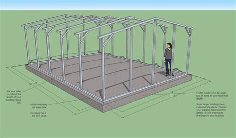 Pouring a Slab Foundation for a Carport or Garage   Coast