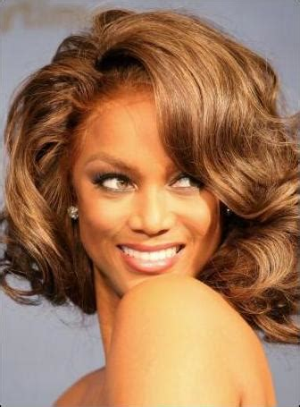 best tyra banks hairstyles & beauty pictures