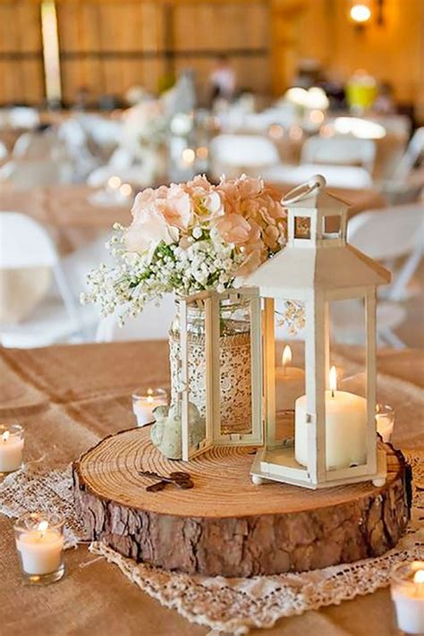 lantern wedding centerpiece ideas  inspire  big