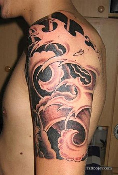 water tattoos designs asian water tattoos