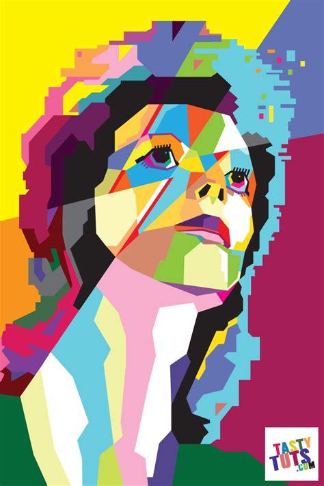tutorial wpap menggunakan adobe illustrator create wpap art in adobe illustrator by tastytuts on