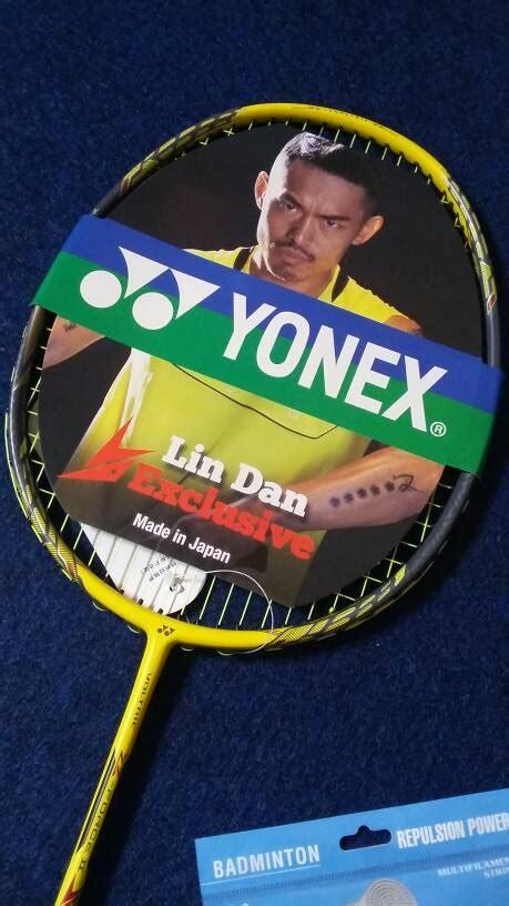 Raket Badminton Voltric Z Ii Exclusive Dan Jual Raket Badminton Voltric Z Ii Exclusive Dan Jayaraket