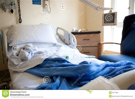 empty bed empty hospital bed stock photography image 9417962