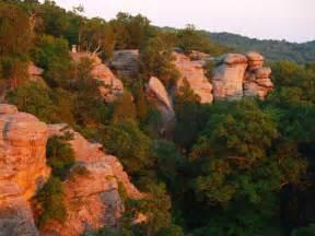 Garden Of The Gods Park Illinois 13 Great Hiking Spots In Illinois