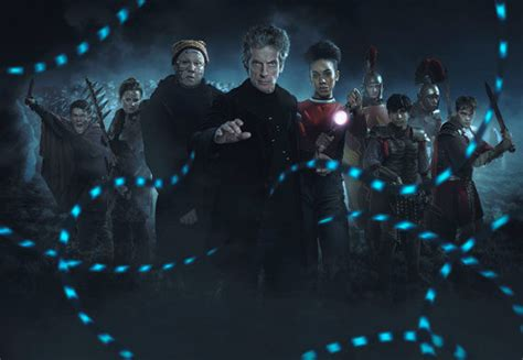 dr who lights series 10 the eaters of light promo pics doctor who tv