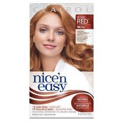 and easy hair color clairol n easy color blend permanent hair color