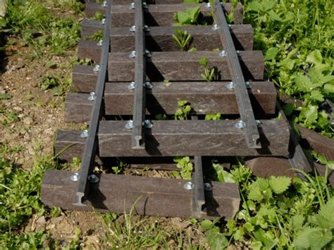Recycled Plastic Sleepers by Buy 50mm X 50mm X 3m Recycled Plastic Model Railway