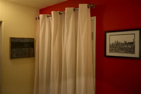 hanging curtain rods drywall installing curtain rods in drywall how to install a