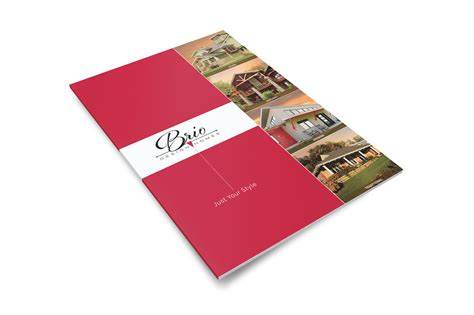 brio brochure brio brochure marketing collateral design by pop dot in