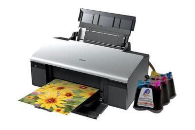 Printer Epson R290 epson stylus photo r290 inkjet printer with ciss