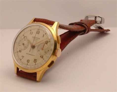Les montres Chronographe suisse