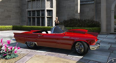 Gta 3 Auto Tuning by Tuning For 1957 Bel Air Thunderbird In Replace Mode