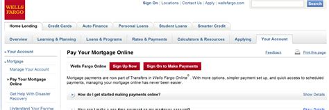 www wellsfargo mortgage account wellsfargo mortgage
