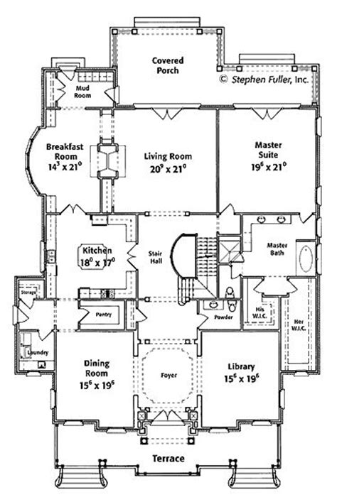 french manor house plans an english manor home hwbdo13910 french country house plan from builderhouseplans
