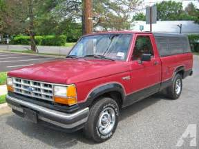 1989 Ford Ranger For Sale 1989 Ford Ranger For Sale In Marlboro New Jersey
