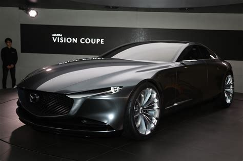 concept mazda the mazda vision coupe concept is one gorgeous sedan