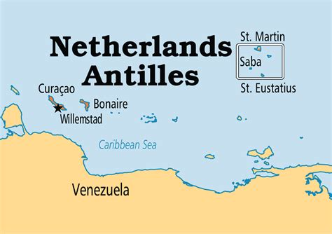 antilles islands map netherlands antilles operation world