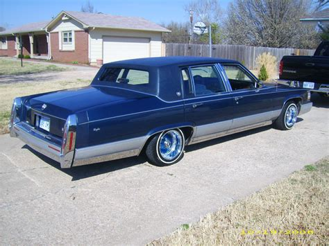 lcaddy  cadillac brougham specs  modification info  cardomain