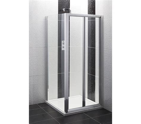 Bi Fold Shower Doors 800mm Beo Framed Bi Fold Shower Door 800mm Aqbd8