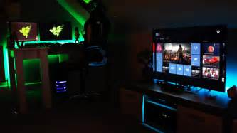 pc gaming room the ultimate gaming and entertainment room 2014 youtube