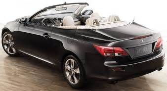 2011 lexus is 350 c hardtop convertible