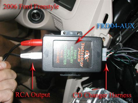 ford   installation parts harness wires kits