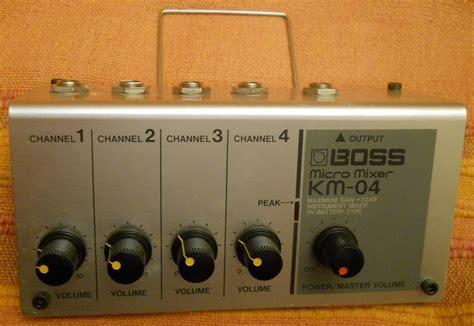 Info Mixer Audio analog audio mixer rc auta info