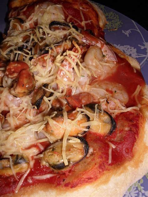 Four A Pizza 181 by Pizza Aux Fruits De Mer Petites Gourmandises