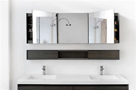 Modern Bathroom Mirror Mirrored Cabinet 72 Quot M Collection Modern Bathroom Mirrors By Wetstyle