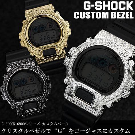 Painting G Shock Bezel by Cameron Custom G Shock G Shock G Shock Gshock Dw6900 For