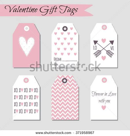 design journal gift set valentines day cards designs vector stock vector