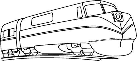 imagenes infantiles para colorear de trenes tren para colorear imagui