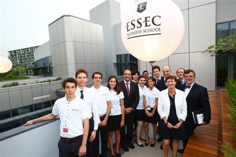 School After Mba by Essec Another Business School Expands In Asia