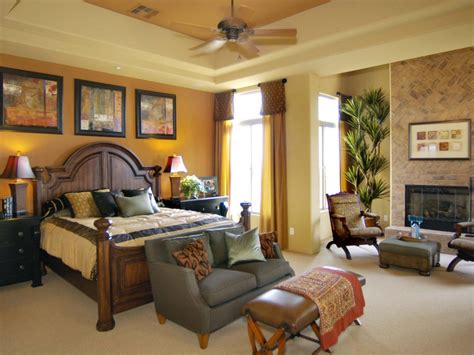 masculine master bedroom ideas yellow master bedroom photos hgtv