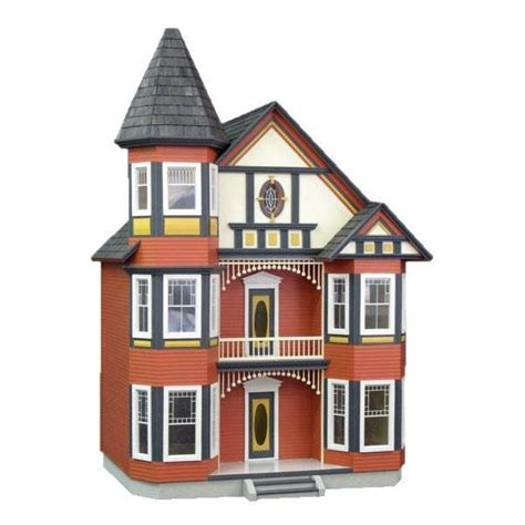 ladybird dolls house victorian painted lady dollhouse kit i like the pink