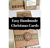25  Unique Easy Handmade Cards Ideas On Pinterest