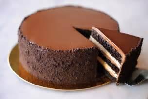 kuchen mit schokoguss chocolate cake