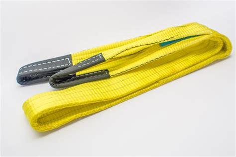Tali Sling 5 Meter Webbing Sling 5 Meter Tali Pengikat Tambang Barang eye and eye type polyester flat webbing sling belt for lifting 3ton