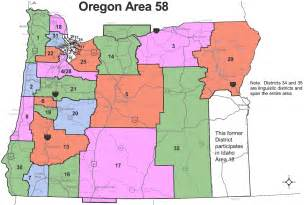 oregon school districts map oregon districts map 2015 oregon area 58