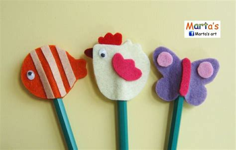 pencil topper crafts for 25 best ideas about pencil toppers on pencil